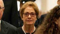 Ex-US Envoy to Ukraine Marie Yovanovitch Has Book Deal