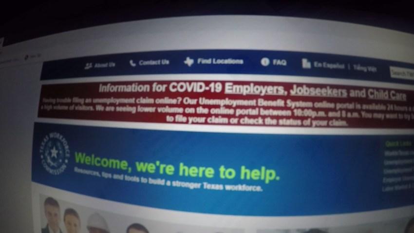 unemployment website