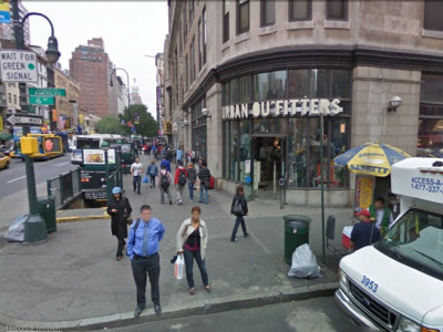 urban outfitters 14th street
