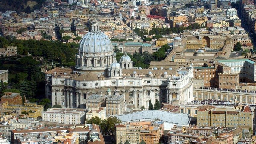 ITALY VATICAN THREAT
