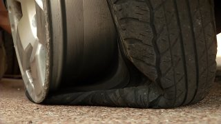 Flat tire generic