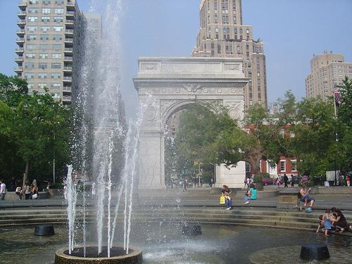 Generic - Washington Square Park