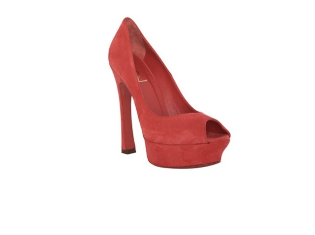 ysl louboutin red sole