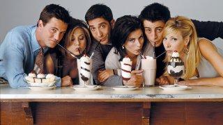 """Friends"" cast members"