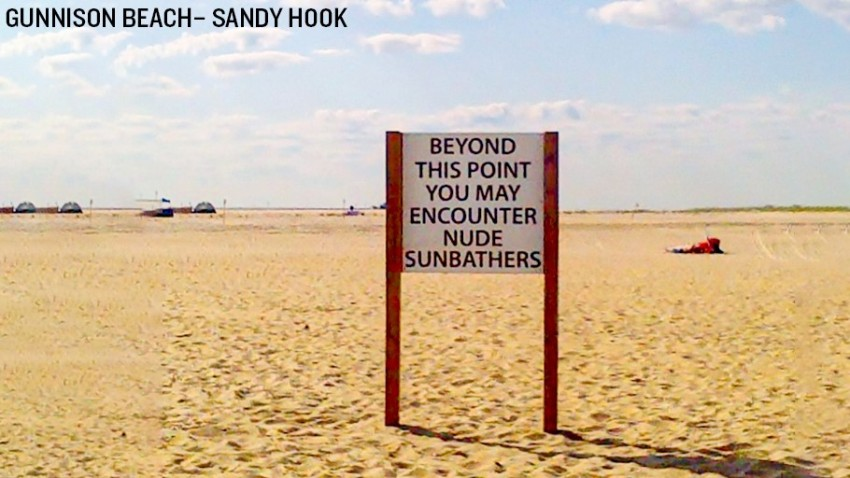 Beach BellyJam ~Sandy Hook Beach - YouTube
