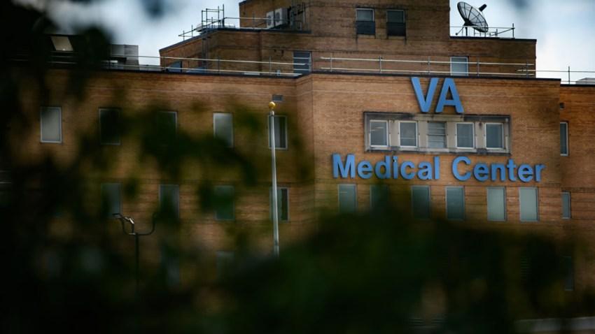 The VA hospital in Clarksburg, West Virginia, in September 2019.