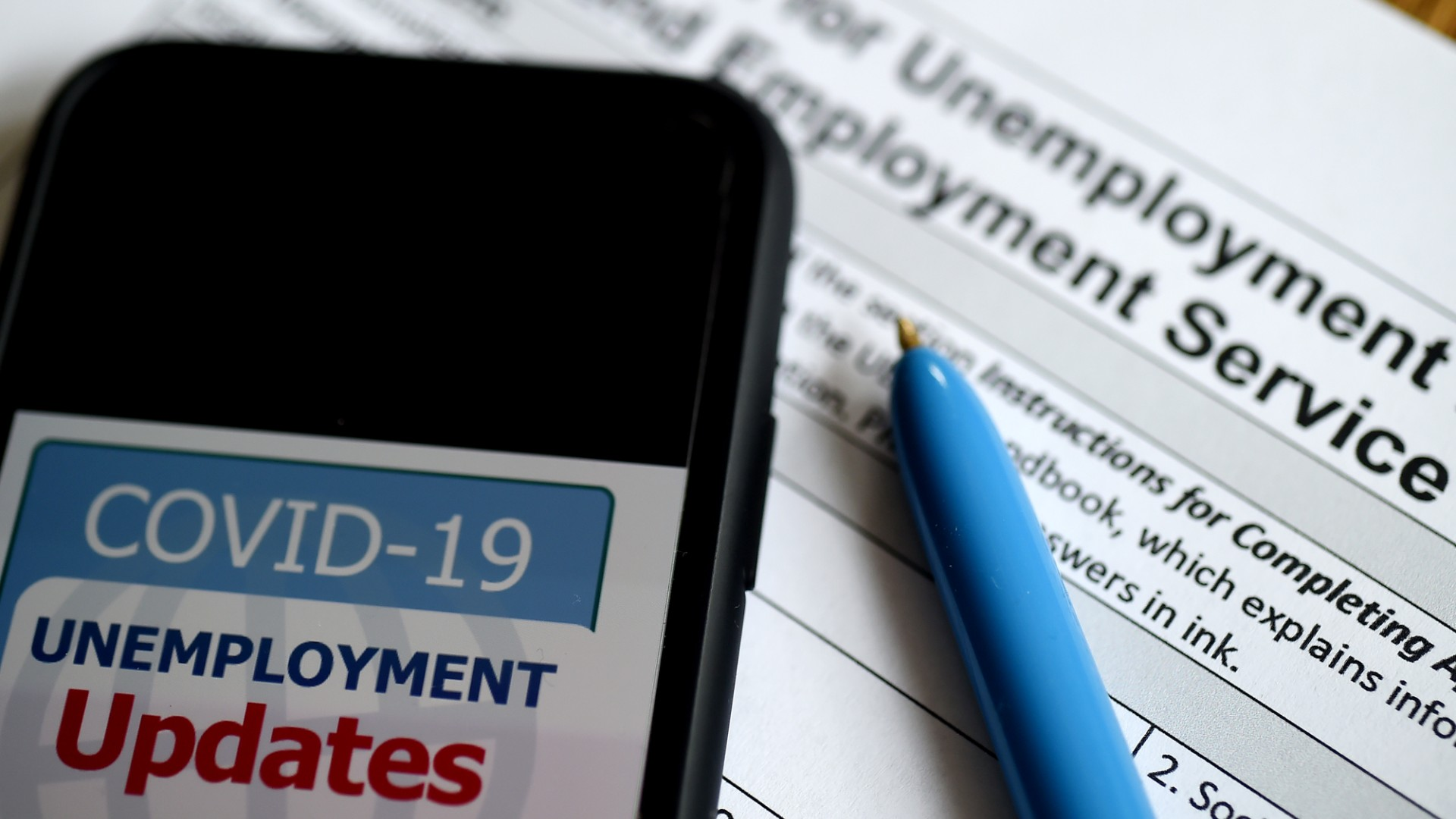 NY Touts Unemployment System, Even as Some Still Face Issues