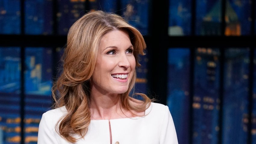 File photo of MSNBC's Nicolle Wallace on October 25, 2018.
