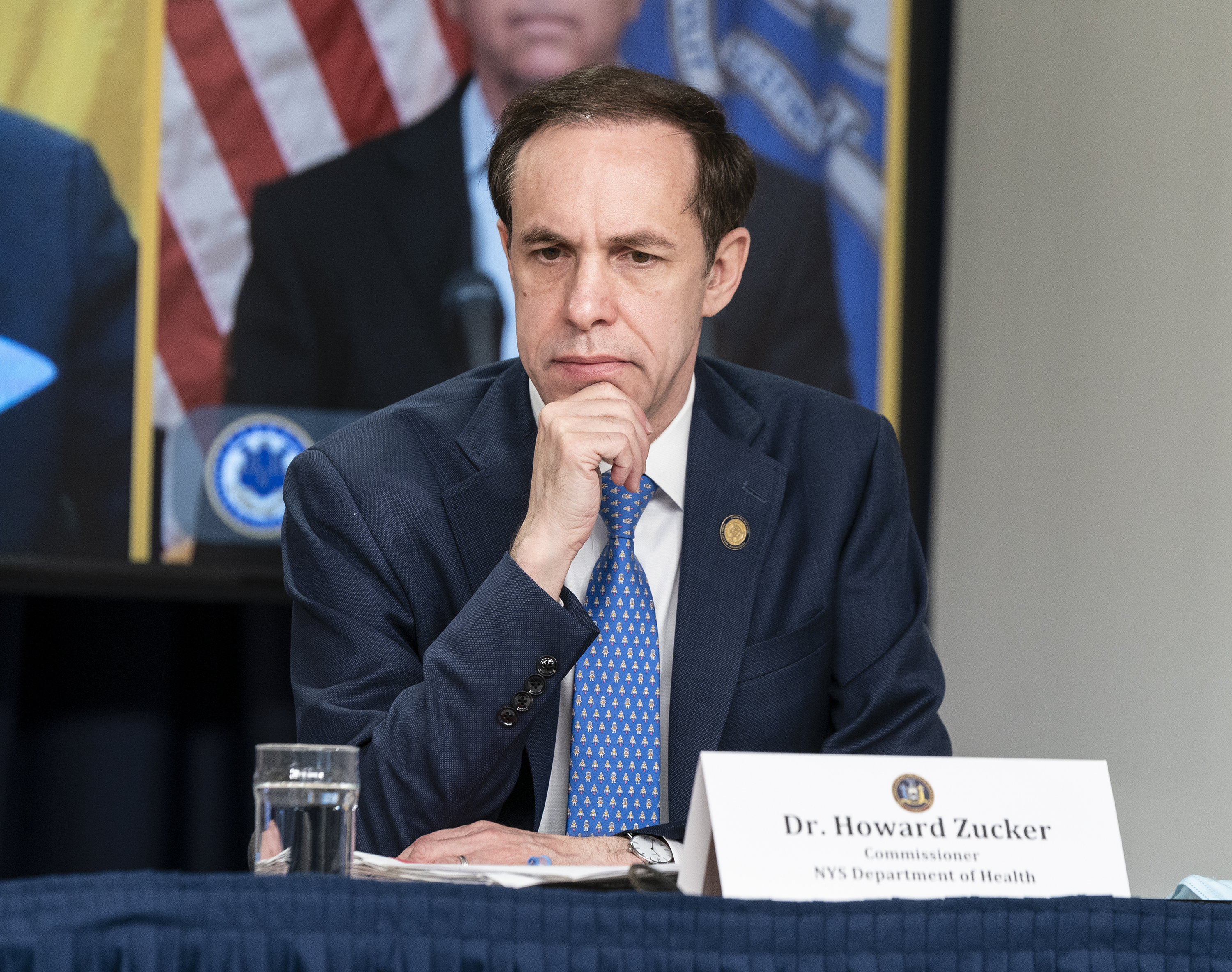 NY Health Officials Face Questions Over PPE Readiness for the Future