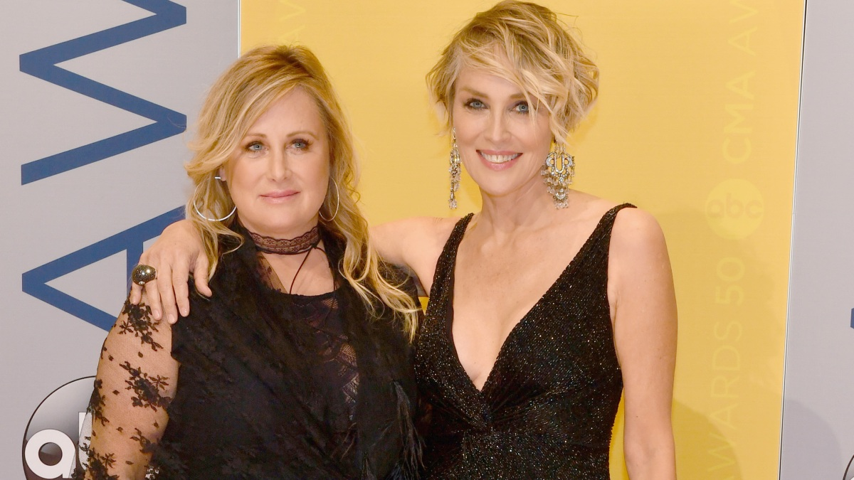 Sharon Stone Asks for Prayers for Younger Sister Battling COVID-19 ...