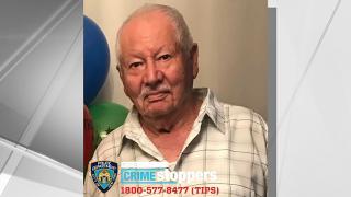 Photo of missing 89-year-old Brooklyn man Israel Perez