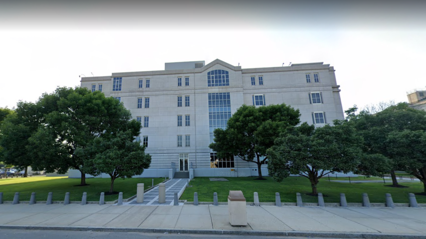 Martin Luther King Building & U.S. Courthouse