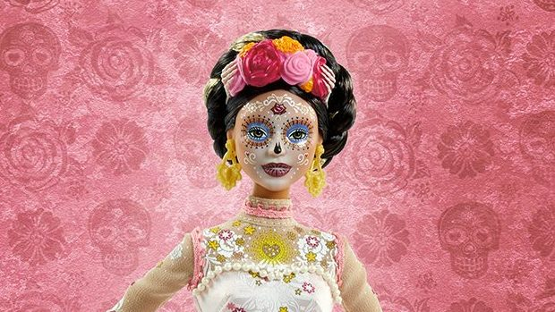 Barbie celebrates Dia De Muertos with a second collectible doll honoring the traditions, symbols and rituals of the time-honored holiday