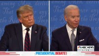 Trump Won't Commit to Election Results, Biden Does