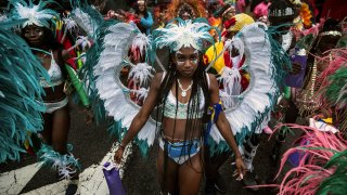 West Indian American Day Parade in Brooklyn