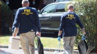 FBI Evidence Response Team members