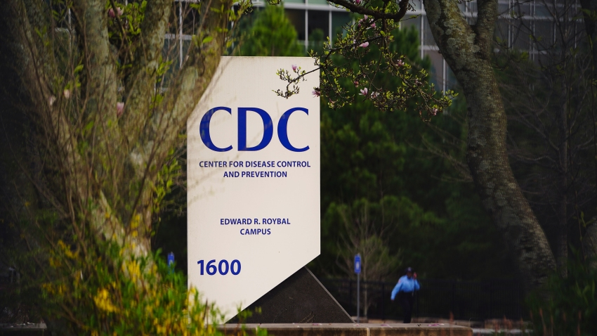 exterior of CDC building