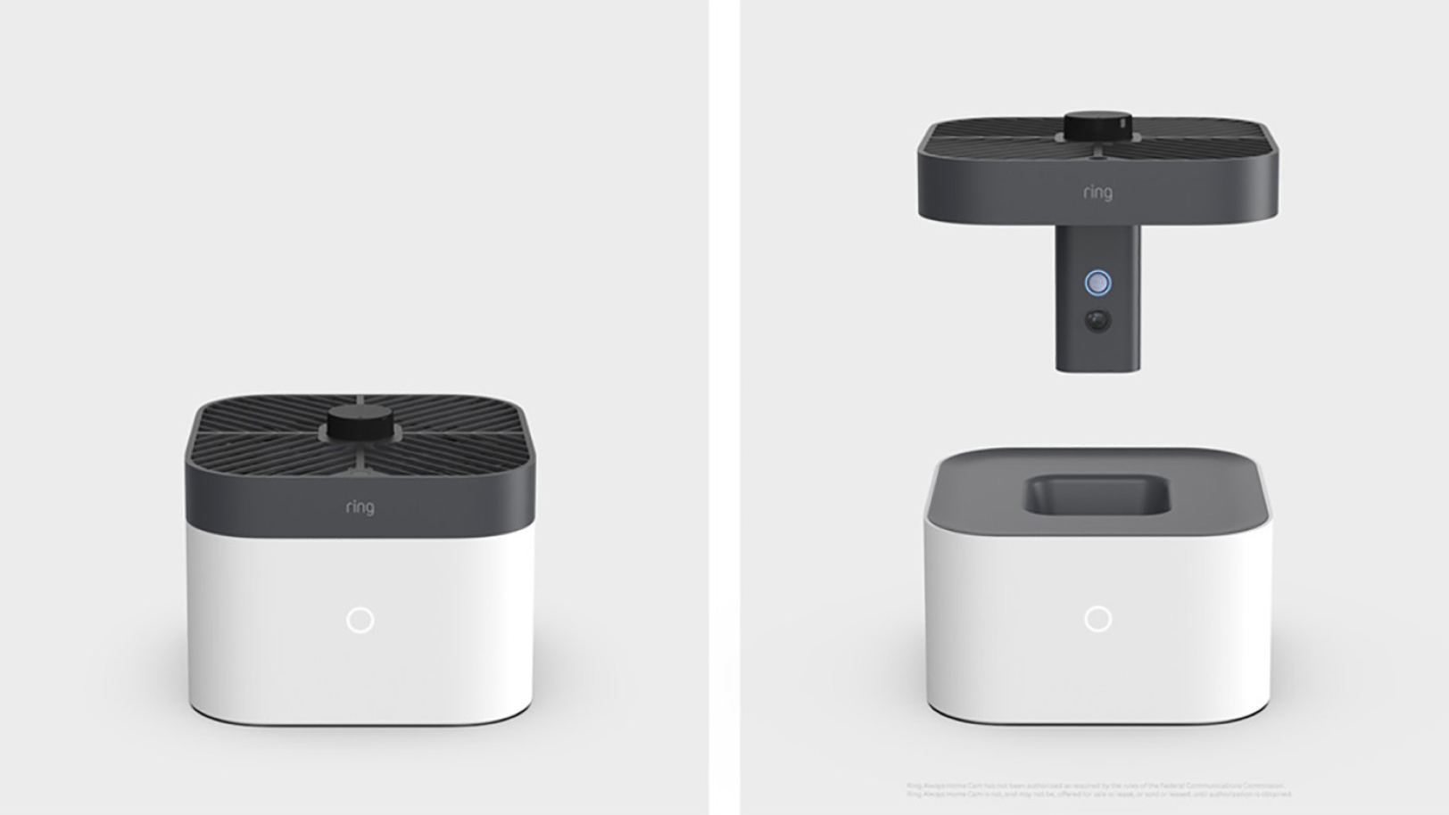 Amazon's Newest Ring Device Is a Flying Security Camera Drone