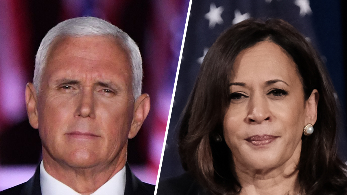 Kamala Harris, Mike Pence to Take Center Stage for Highly ...
