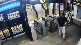 subway crime