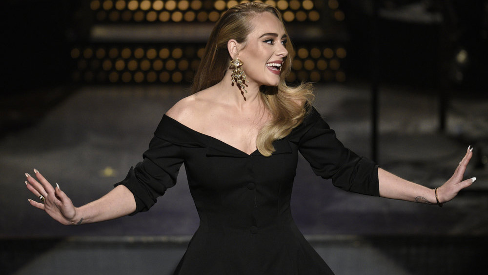 Adele Previews Highly-Anticipated New Song 'Easy on Me' for Fans Live on Instagram - NBC New York
