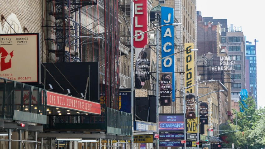 Broadway theaters