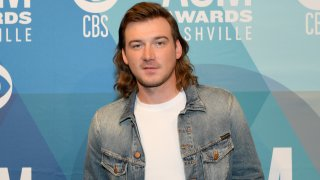 In this Sept. 13, 2020, file photo, Morgan Wallen attends the 55th Academy of Country Music Awards at the Grand Ole Opry in Nashville, Tennessee.