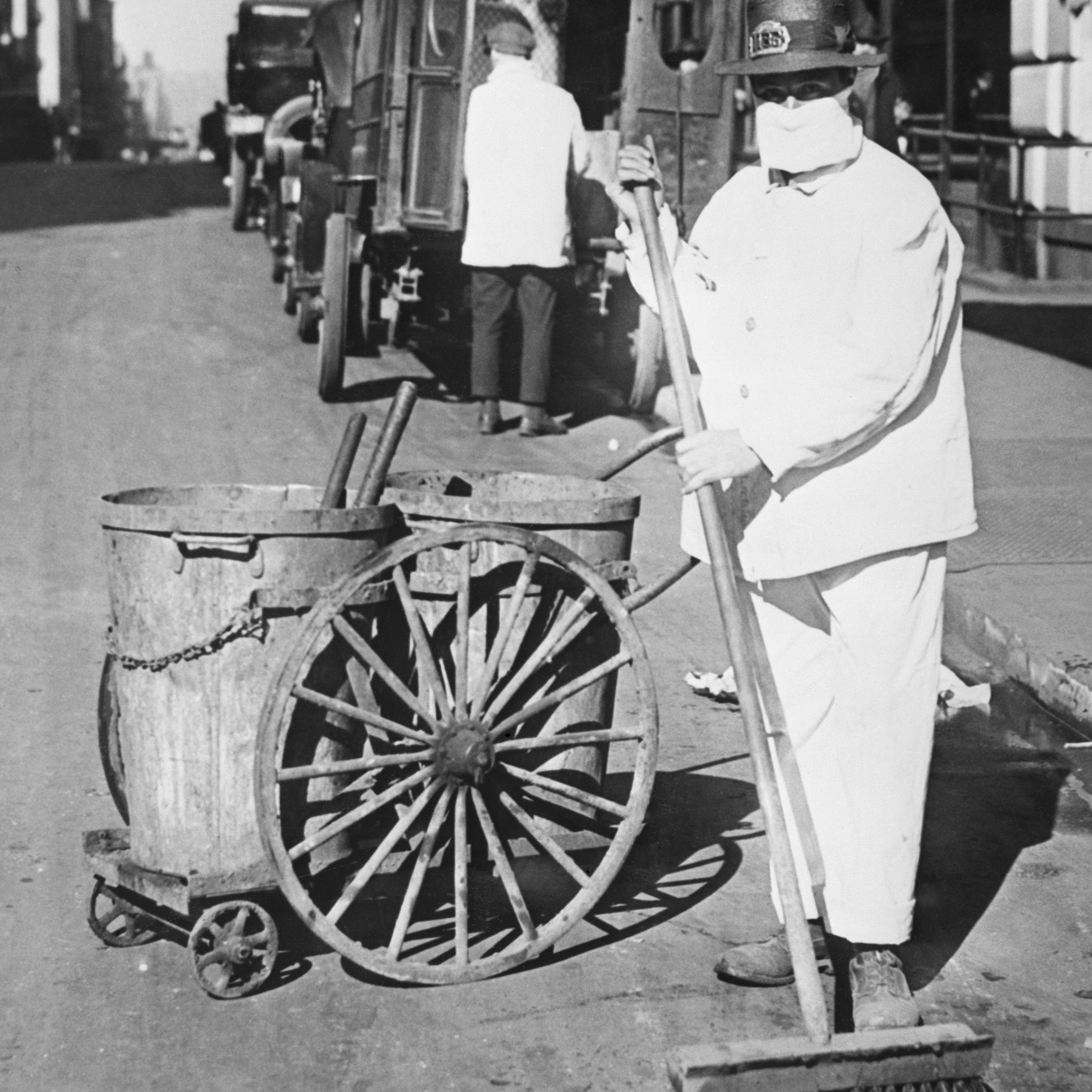 How NYC Came Back from a Pandemic A Century Ago, And Can Do The Same With COVID