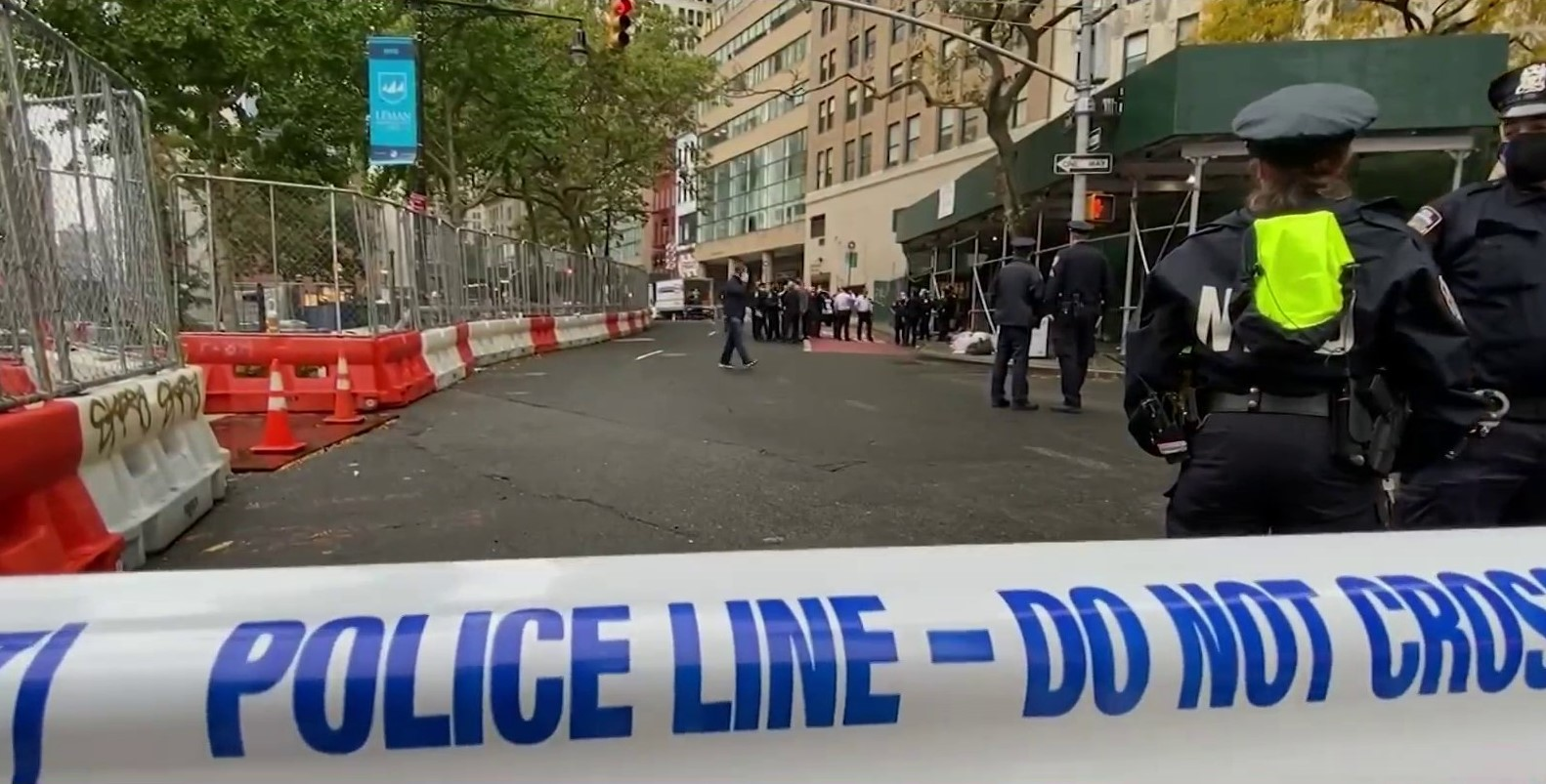 Deadly Morning Shooting on Lower Manhattan Street Is Apparent Murder-Suicide: NYPD