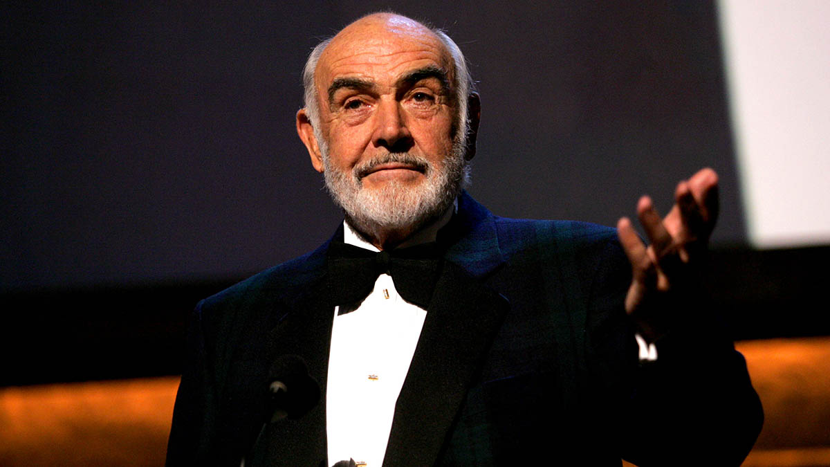 Sean Connery's Cause of Death Revealed One Month Following His Passing - NBC New York
