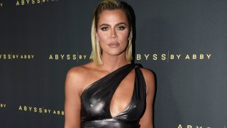 In this Jan. 21, 2020, file photo, Khloe Kardashian attends Abyss By Abby - Arabian Nights Collection Launch Party at Casita Hollywood in Los Angeles, California.