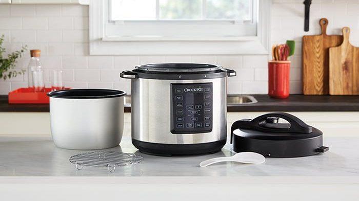 Crock-Pot 6-Quart Express Crock Multi-Cooker