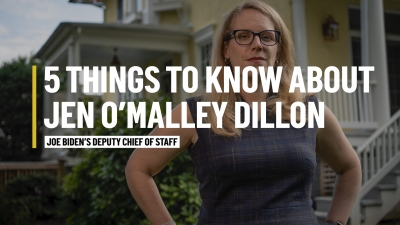 5 Things to Know About Jen O'Malley Dillon