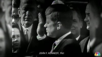 The Inaugural Oath Presidential Mashup