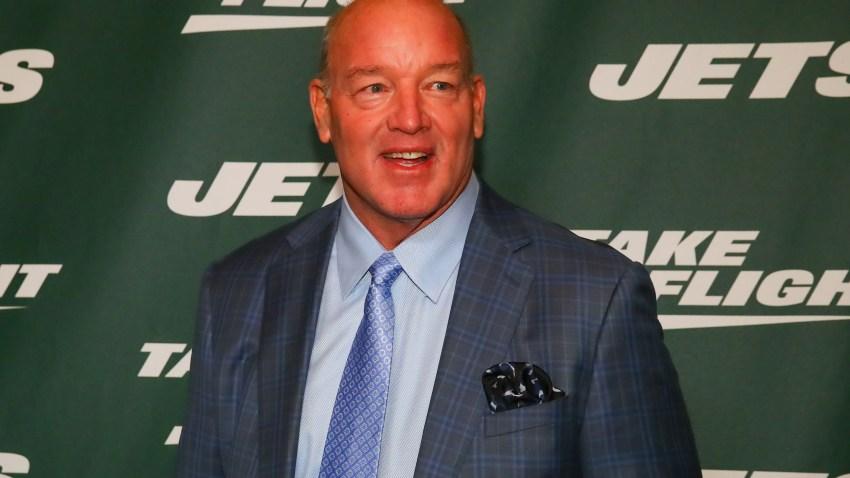 Former New York Jet Marty Lyons