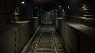 amtrak Hudson River Rail Tunnel