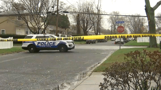 Police respond to a stabbing in Brentwood