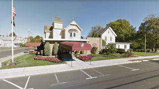Scarr Funeral Home as seen on Google Maps