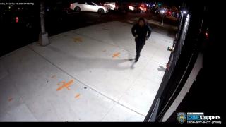 nyc stranger attack