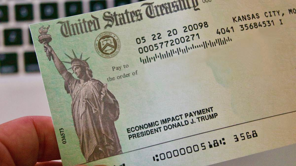 Trump Demands Congress Increase Second Stimulus Check From ...