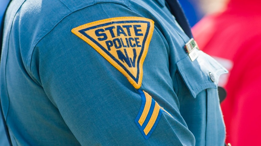 A member of the New Jersey State Police