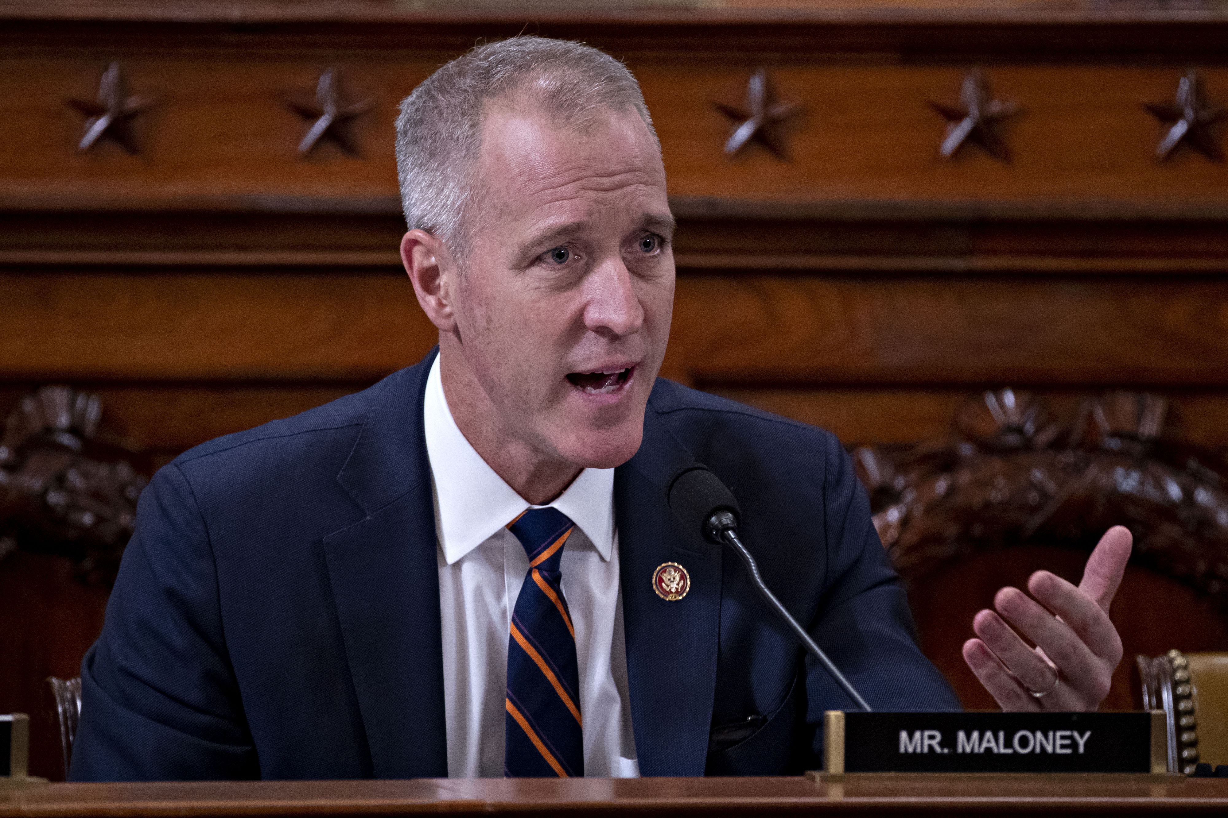 House Dems Pick Openly Gay Lawmaker to Lead Campaign Arm