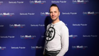 Michael Alig attends DailyMail.com Holiday Party 2015