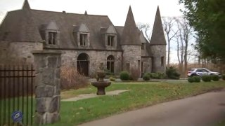 Long Island Mansion where party was held