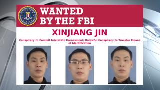 Xinjiang Jin wanted poster