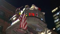 Santa Couldn't Visit Sick Children Due to COVID, So the FDNY Gave Him a Lift — Literally