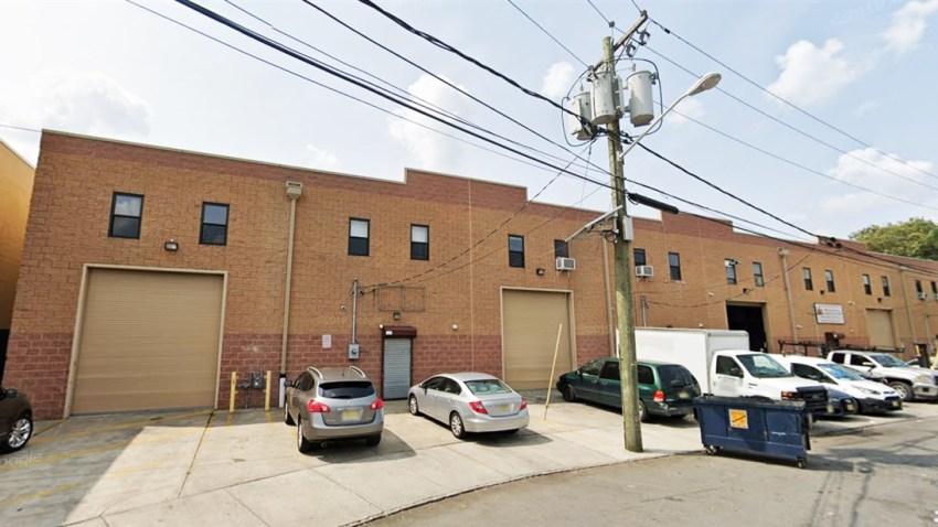 A warehouse at 6 Libella Court in Newark, N.J.