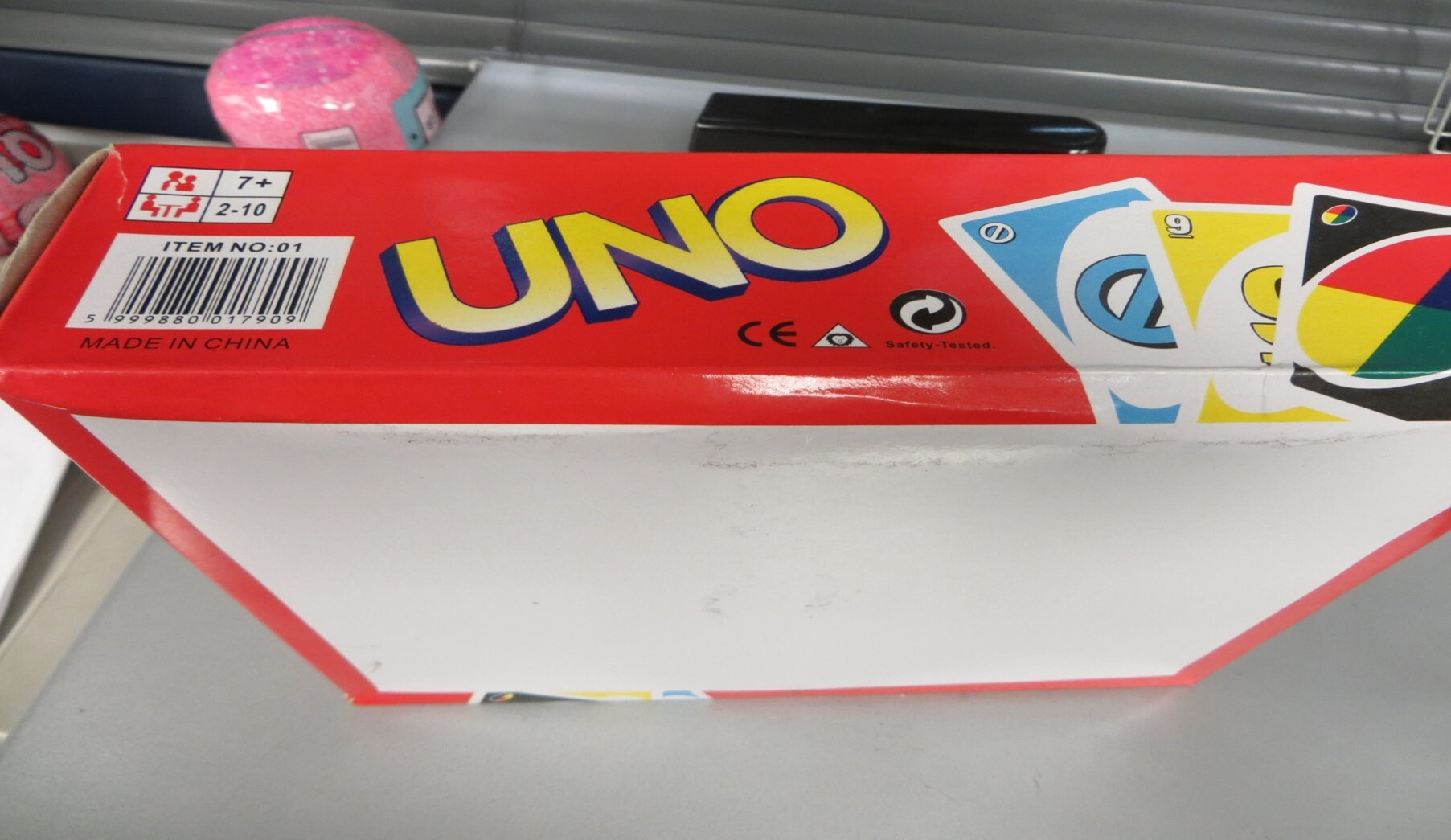 Nearly $1.3 Million in Counterfeit Toys, Including Fake UNO Cards, Seized in NY