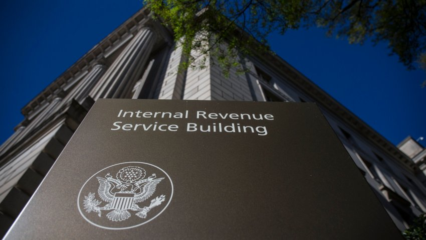 The Internal Revenue Service (IRS) building in Washington, D.C.