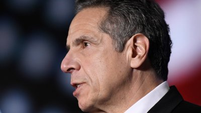 Cuomo Issues Rare Apology, Denies Inappropriate Touching